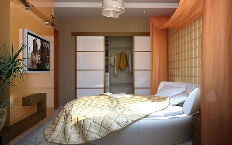 интерьер спальни - фото № 13629