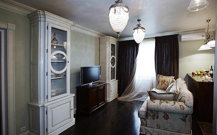 Фото № 13691 гостиная  Квартира