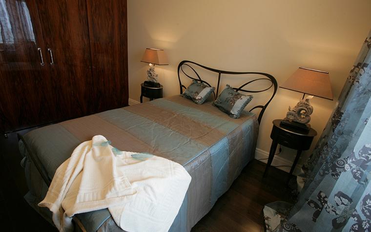 Квартира. спальня из проекта , фото №13682