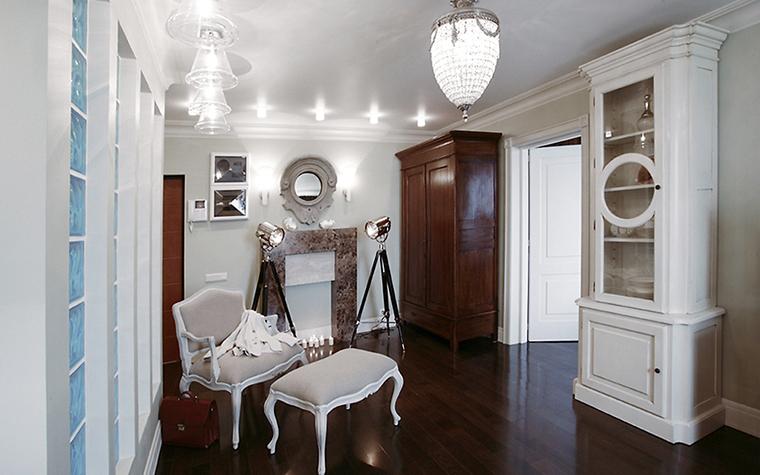 Фото № 13688 гостиная  Квартира