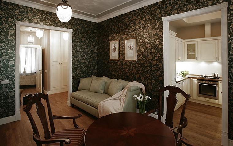 гостиная - фото № 13710