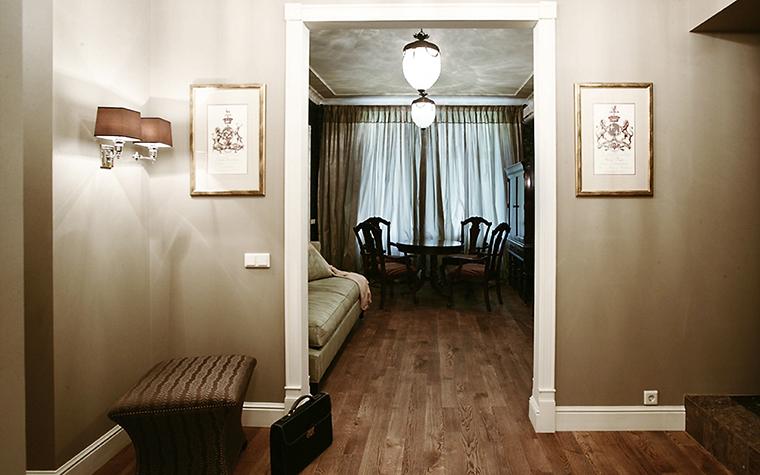 Квартира. холл из проекта , фото №13713