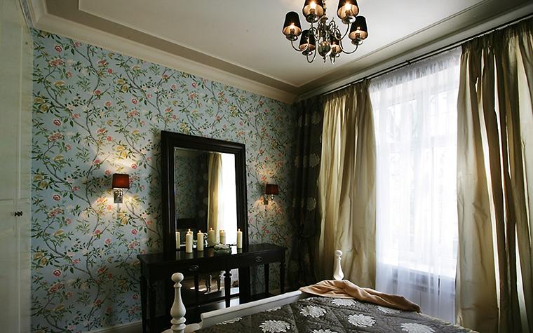 интерьер спальни - фото № 13704