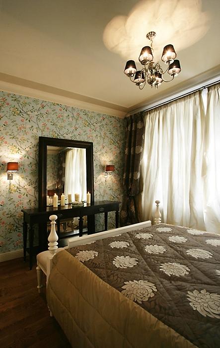 интерьер спальни - фото № 13705