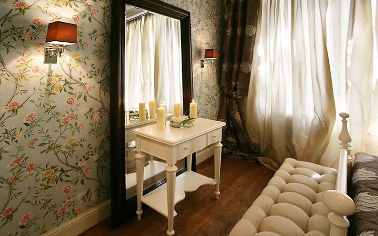 интерьер спальни - фото № 13707