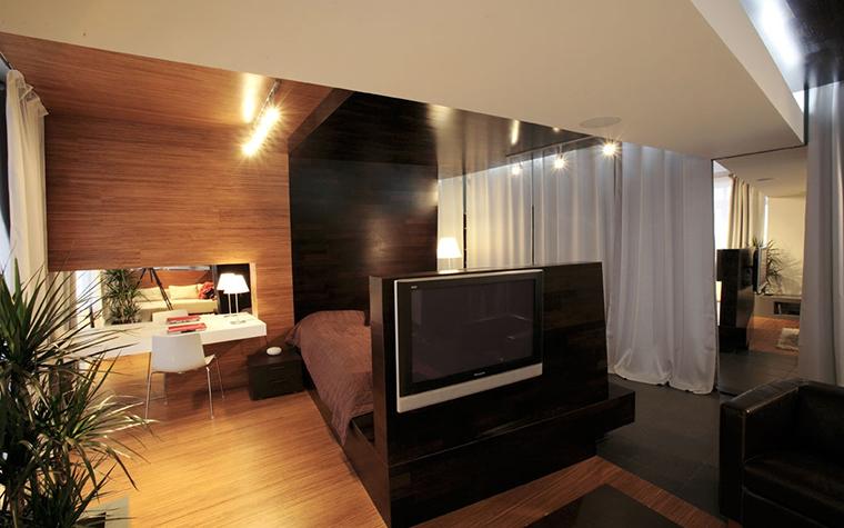 Фото № 13740 спальня  Квартира