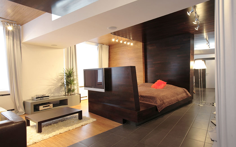 Фото № 13741 спальня  Квартира