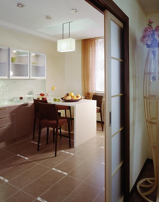 интерьер кухни - фото № 13835