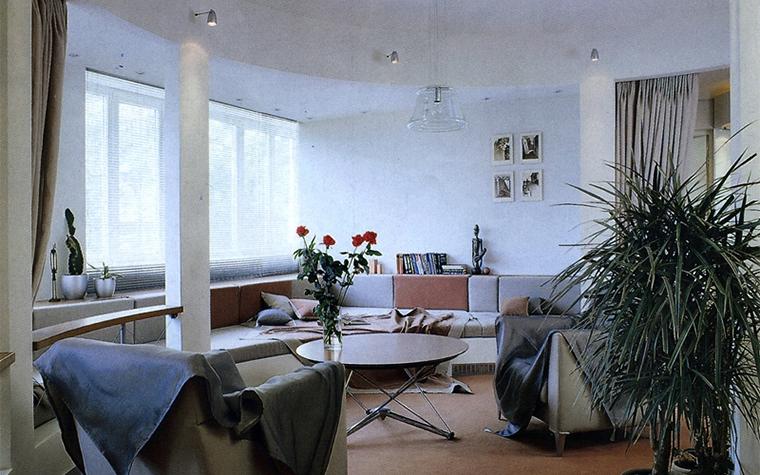 Фото № 13878 гостиная  Квартира