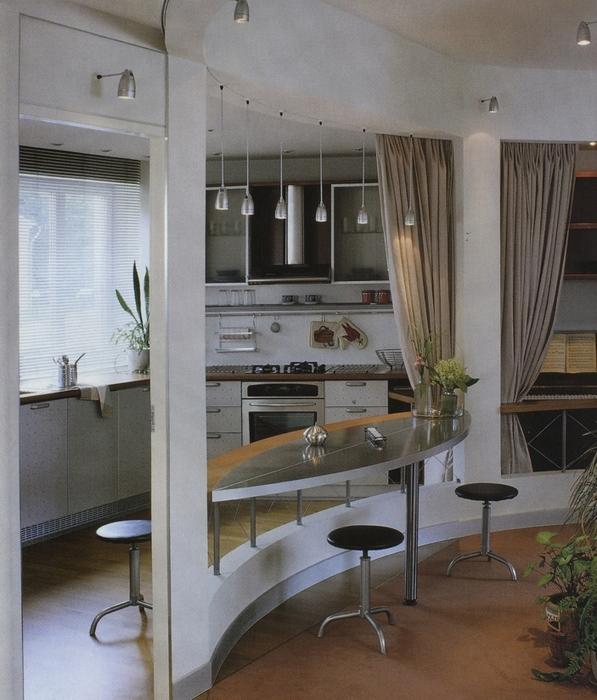 Фото № 13884 кухня  Квартира
