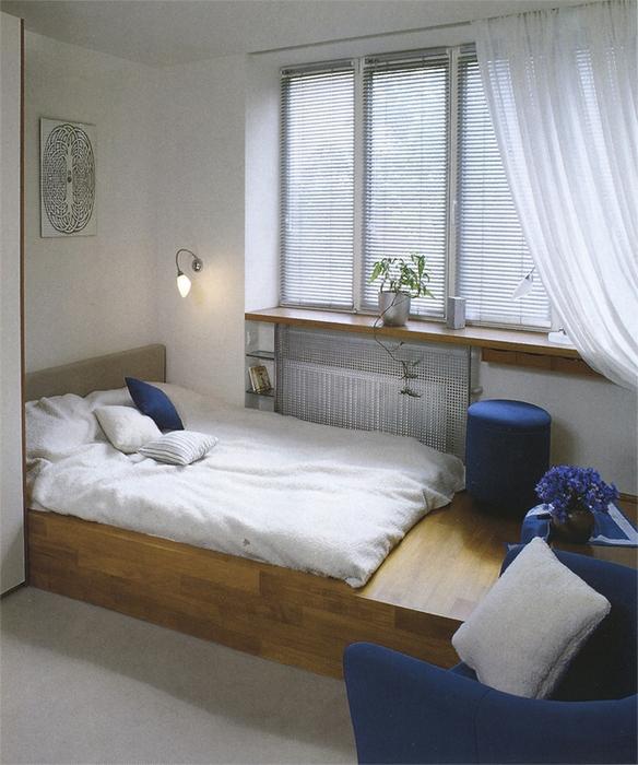 Фото № 13885 спальня  Квартира