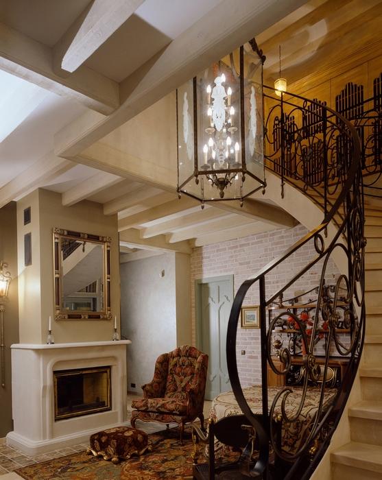 интерьер гостиной - фото № 14023