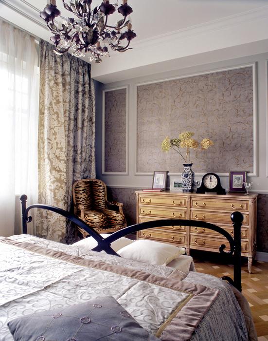 Фото № 14002 спальня  Квартира