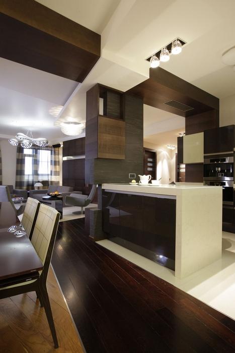 Фото № 14019 кухня  Квартира