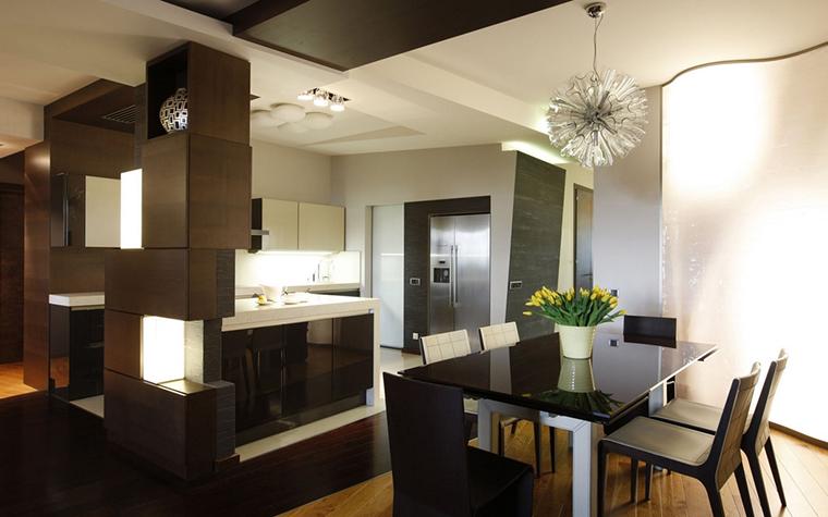 Фото № 14020 кухня  Квартира