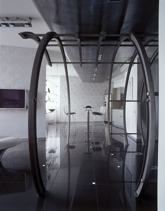 Квартира. кухня из проекта , фото №14037
