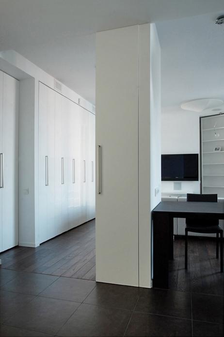 Квартира. холл из проекта , фото №14076