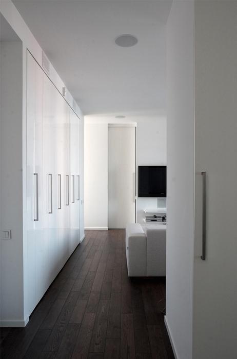 Квартира. холл из проекта , фото №14077