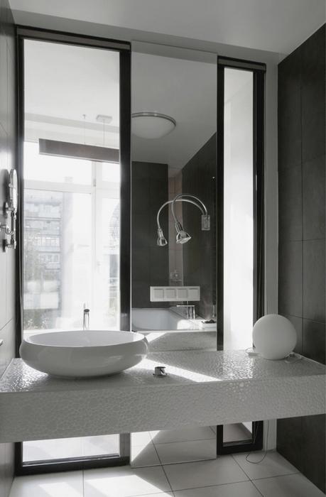 Квартира. ванная из проекта , фото №14075