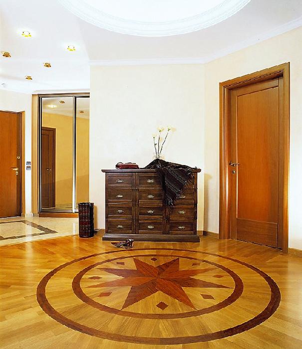 Квартира. холл из проекта , фото №14127