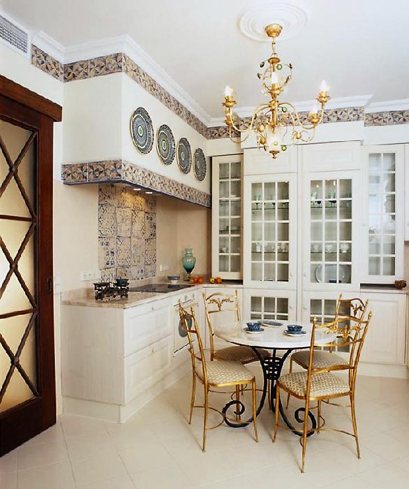 Квартира. кухня из проекта , фото №14140