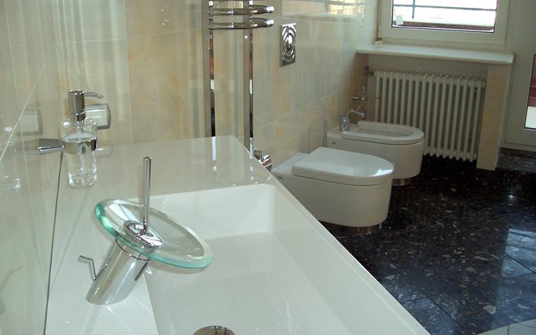 Квартира. ванная из проекта , фото №14187