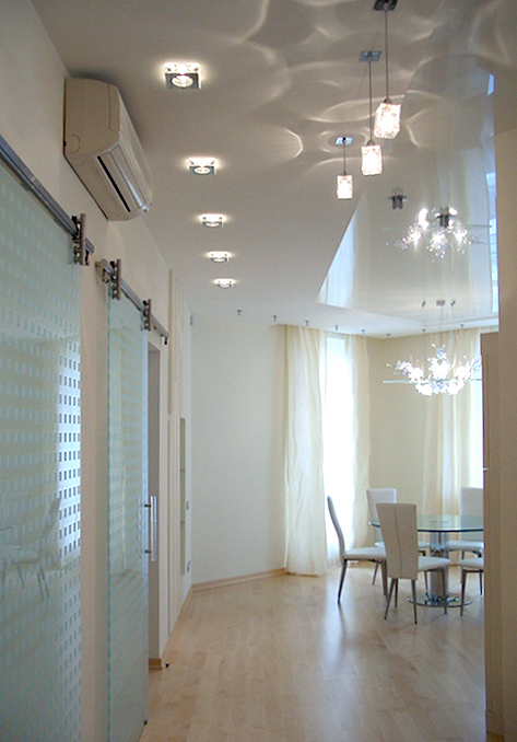 Квартира. холл из проекта , фото №14192