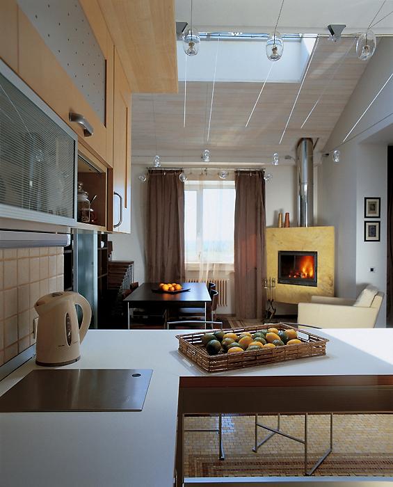 Фото № 14373 кухня  Квартира
