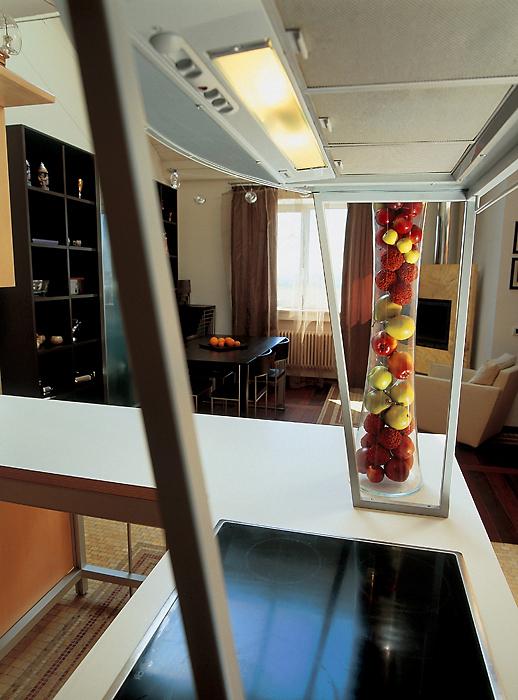 Фото № 14376 кухня  Квартира