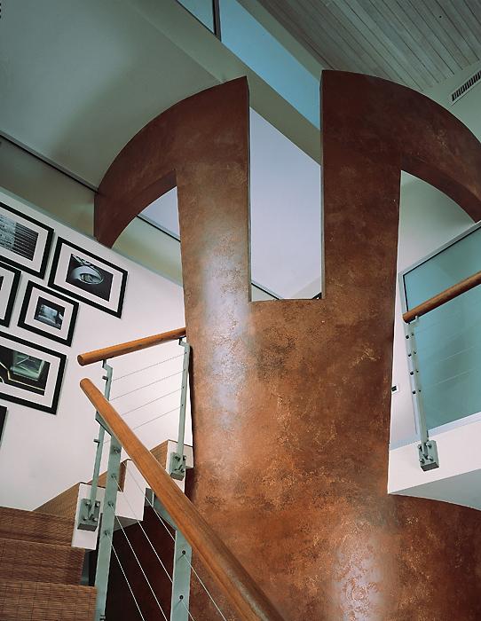 интерьер холла - фото № 14381