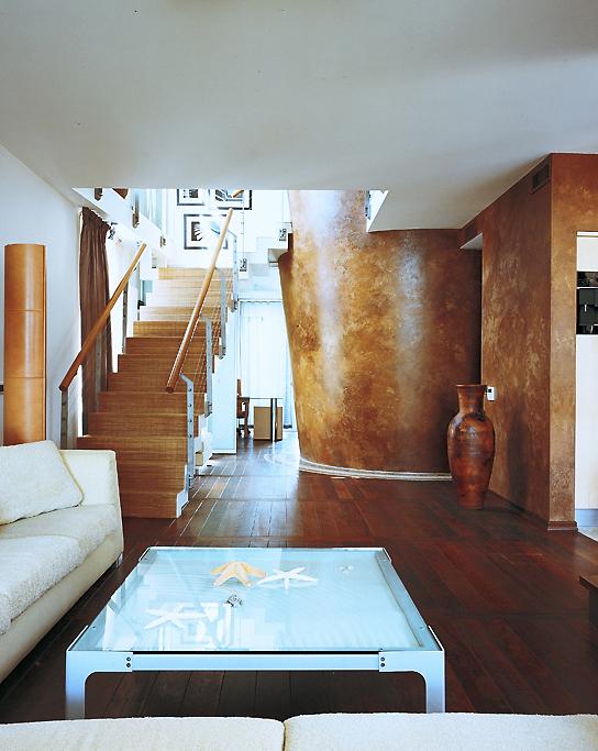 интерьер гостиной - фото № 14380