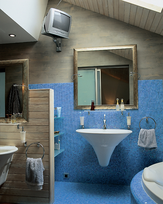 Квартира. ванная из проекта , фото №14368