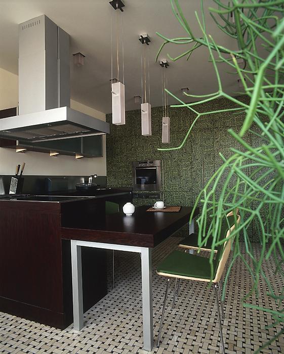 Квартира. кухня из проекта , фото №14383