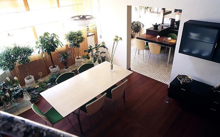 Квартира. столовая из проекта , фото №14386