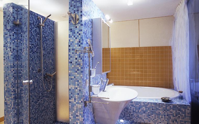 Квартира. ванная из проекта , фото №14387