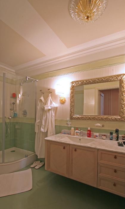 интерьер ванной - фото № 14410
