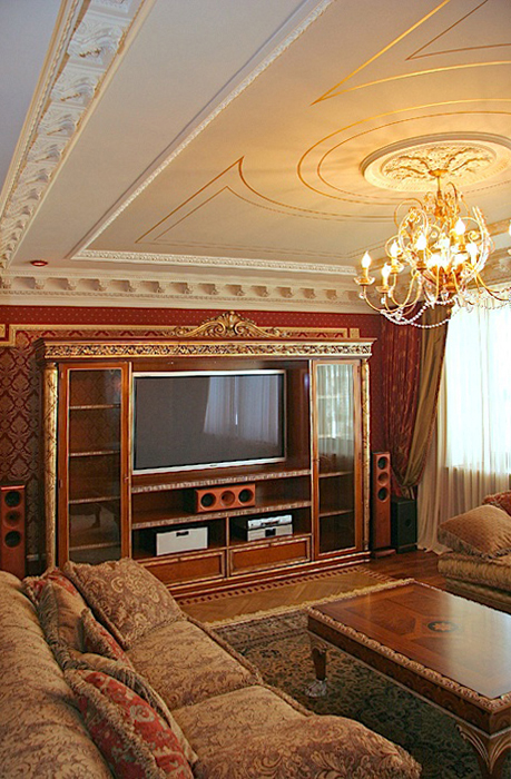 гостиная - фото № 14392