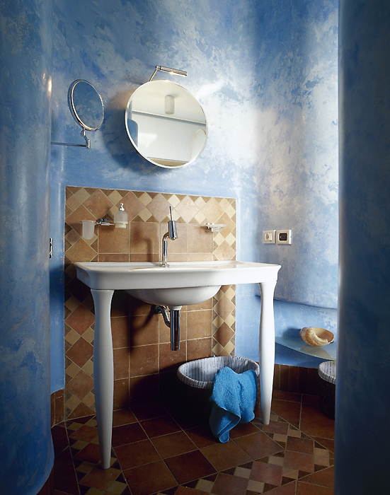 интерьер ванной - фото № 14436