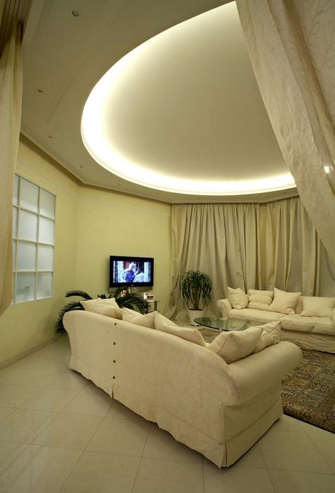 интерьер гостиной - фото № 14443