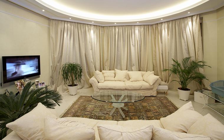 интерьер гостиной - фото № 14444