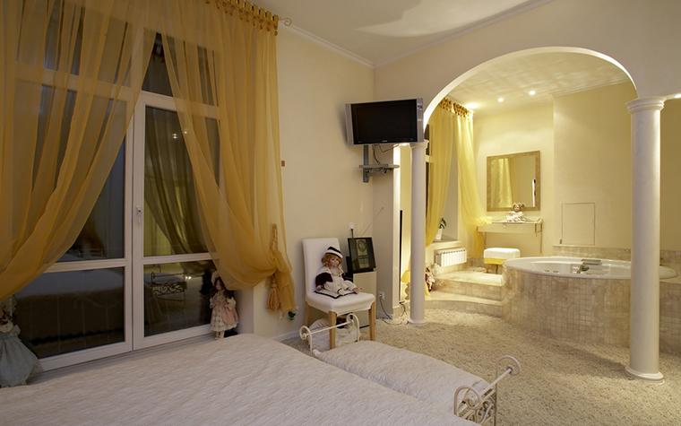 Квартира. спальня из проекта , фото №14450