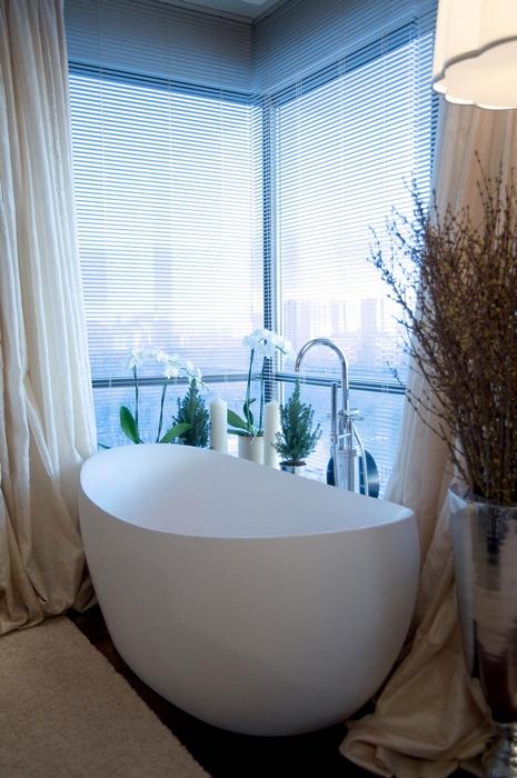 интерьер ванной - фото № 14455