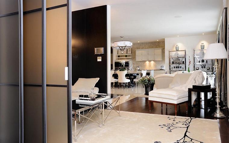 Фото № 14457 гостиная  Квартира