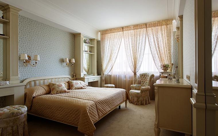 Фото № 14476 спальня  Квартира