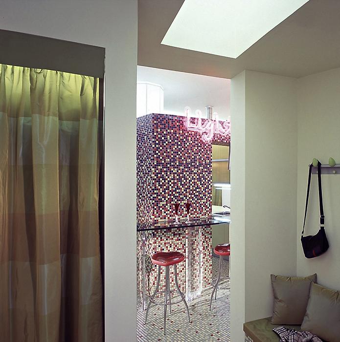 Квартира. холл из проекта , фото №14514