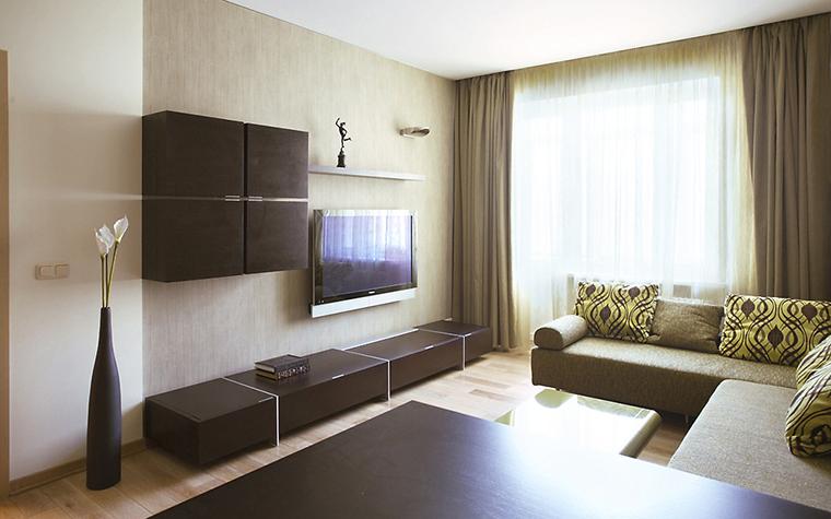 Квартира. гостиная из проекта , фото №14515