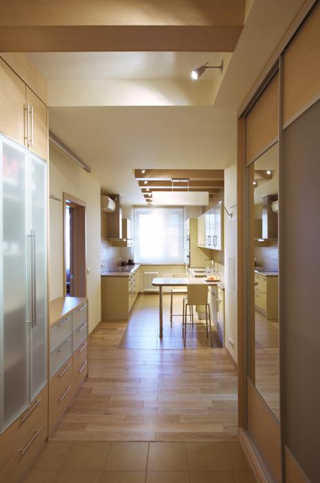 Квартира. кухня из проекта , фото №14517