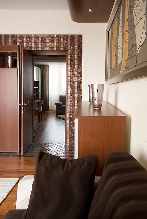 Квартира. гостиная из проекта , фото №14522