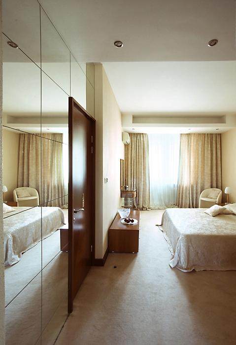 Квартира. спальня из проекта , фото №14524