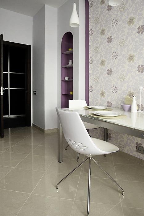 Квартира. кухня из проекта , фото №14543